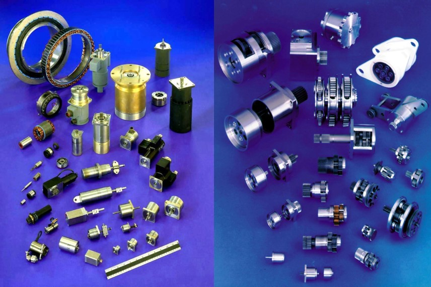 Motors & Accessories Family Image for Aircraft Actuation Controls