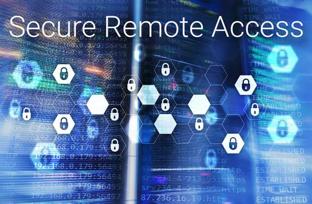 Cyber Secure Remote Access