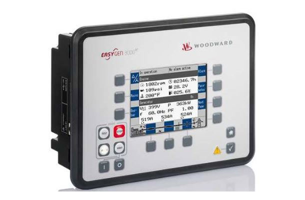 Genset Controllers Woodward
