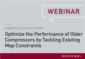Optimize the Performance of Older Compressors by Tackling Existing Map Constraints