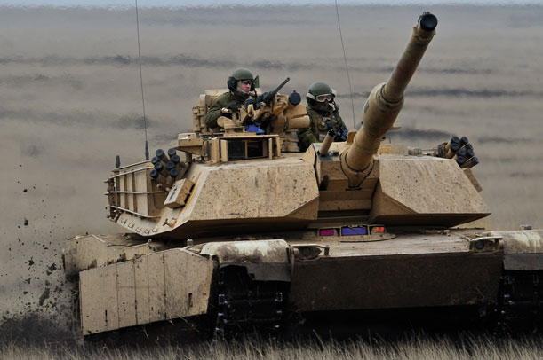 Tanks - this is a formidable force, capable to solve the course of combat operations and the war in General